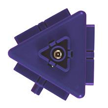 электрическая призма-коннектор