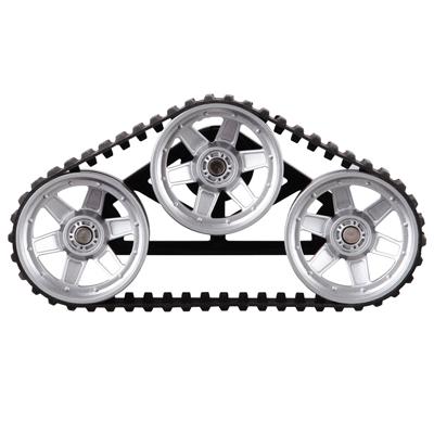 новые гусеничные колеса
