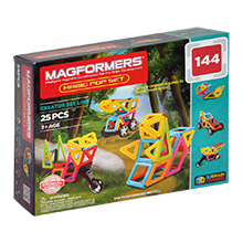 Фото магнитный конструктор Magformers Magic Pop Set - УЦЕНКА - 144