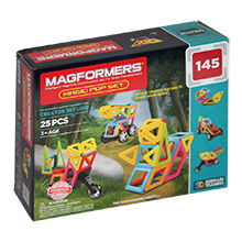 Фото магнитный конструктор Magformers Magic Pop Set - УЦЕНКА - 145