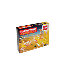Фото магнитный конструктор Magformers My First Sand World Set - УЦЕНКА - 206