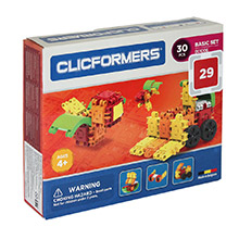 Фото конструктор Clicformers Basic Set 30 - УЦЕНКА - 29