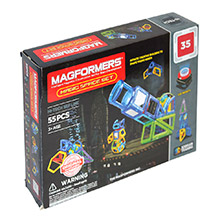 Фото магнитный конструктор Magformers Magic Space Set - УЦЕНКА - 35