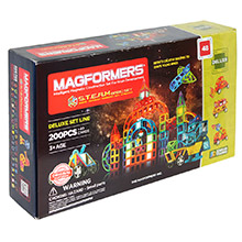 Фото магнитный конструктор Magformers STEAM Basic Set - УЦЕНКА - 48