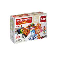 Фото магнитный конструктор Magformers Fixie Wow Set - УЦЕНКА - 249