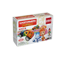 Фото магнитный конструктор Magformers Fixie Wow Set - УЦЕНКА - 250