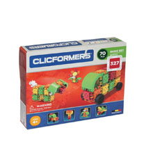 Фото конструктор Clicformers Basic Set 70 - УЦЕНКА - 327