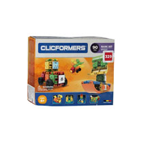 Фото конструктор Clicformers Basic Set 90 - УЦЕНКА - 329