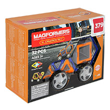 Фото магнитный конструктор Magformers XL Cruiser Set - УЦЕНКА - 379