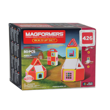 Фото магнитный конструктор Magformers Build Up Set - УЦЕНКА - 426