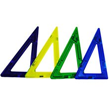 Магнитный конструктор треугольники