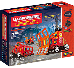 Купить Magformers Heavy Duty Set