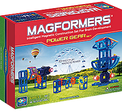 Купить Magformers Power Gear Set