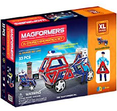 Купить Magformers XL Cruiser Emergency Set