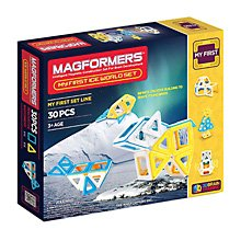 Купить Magformers My First Ice World Set