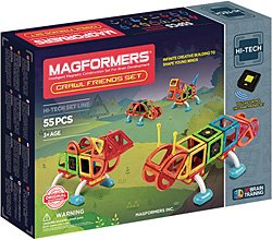 Купить Magformers Crawl Friends Set