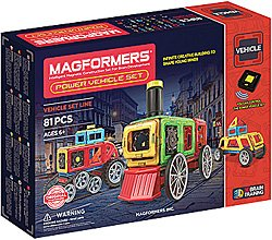 Купить Magformers Power Vehicle Set