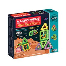 Купить Magformers Space Traveler Set