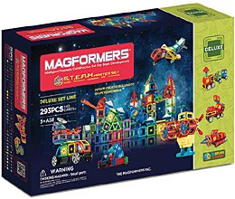 Купить Magformers STEAM Master Set