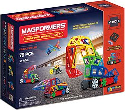 Купить Magformers Dynamic Wheel Set