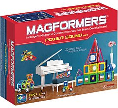 Купить Magformers Power Sound Set