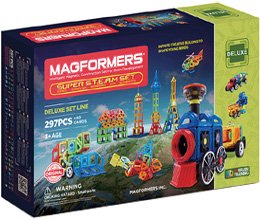 Купить Magformers Super STEAM Set