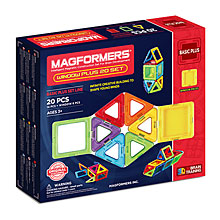 Купить Magformers Window Plus 20 Set
