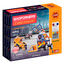 Купить Magformers XL Double Cruiser Set