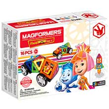 Купить Magformers Fixie Wow Set