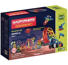 Купить Magformers Mega Brain Set