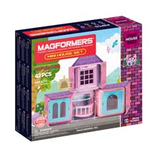 Купить Magformers Mini House Set