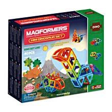 Купить Magformers Mini Dinosaur Set