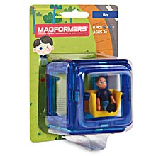 Купить Magformers Figure Plus Boy Set