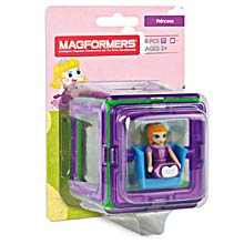 Купить Magformers Figure Plus Princess Set
