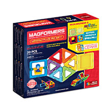 Купить Magformers Fixie Window Plus 20 Set — Нолик