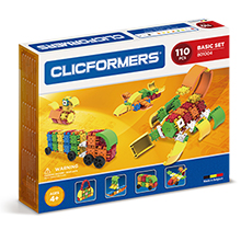 Фото конструктор Clicformers Basic Set 110, 110 элементов