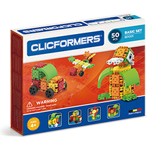 Фото конструктор Clicformers Basic Set 50, 50 элементов