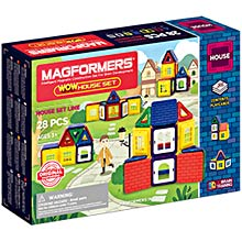 Купить Magformers Wow House Set