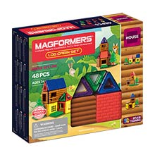 Купить Magformers Log Cabin Set