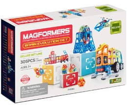 Купить Magformers Brain Evolution Set