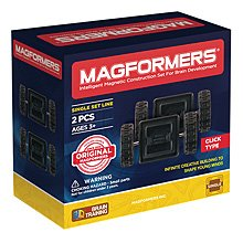Купить Magformers Click Wheel 2 Set за баллы