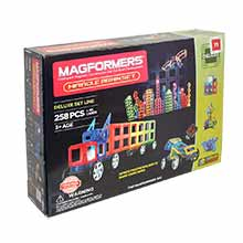 Фото магнитный конструктор Magformers Miracle Brain Set - УЦЕНКА - 71