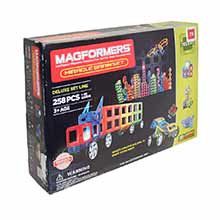 Фото магнитный конструктор Magformers Miracle Brain Set - УЦЕНКА - 73