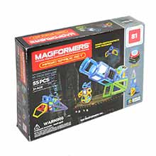 Фото магнитный конструктор Magformers Magic Space Set - УЦЕНКА - 81