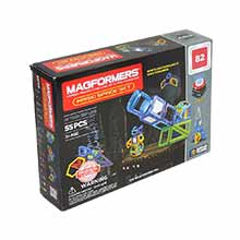Фото магнитный конструктор Magformers Magic Space Set - УЦЕНКА - 82
