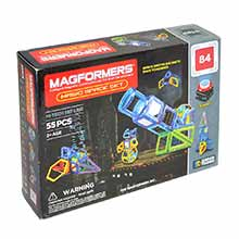 Фото магнитный конструктор Magformers Magic Space Set - УЦЕНКА - 84