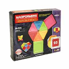 Фото магнитный конструктор Magformers Window Solid 30 - УЦЕНКА - 93