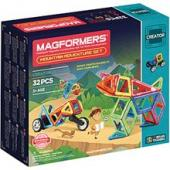 Купить Magformers Mountain Adventure Set