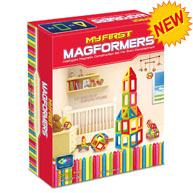 Обзор набора «Magformers My First 30»