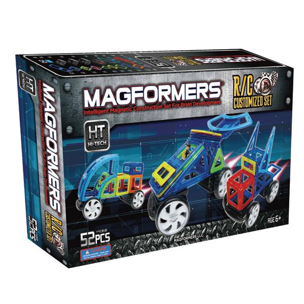 359 Обзор набора Magformers R/C Custom Set